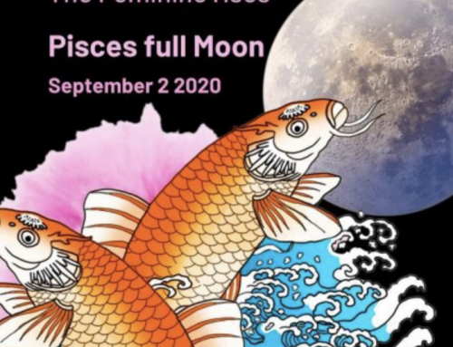 Pisces Full Moon – The Feminine Rises