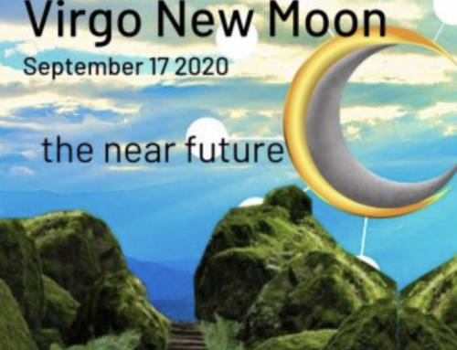 Virgo New Moon – Calling in the Near Future