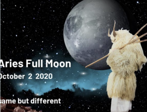 Aries Full Moon – Same but Different